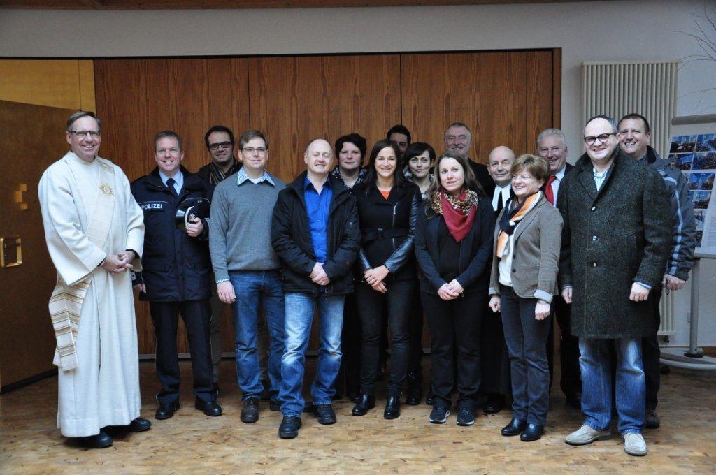 Krankenbesuchsdienst der Polizeiseelsorge im Bistum Speyer