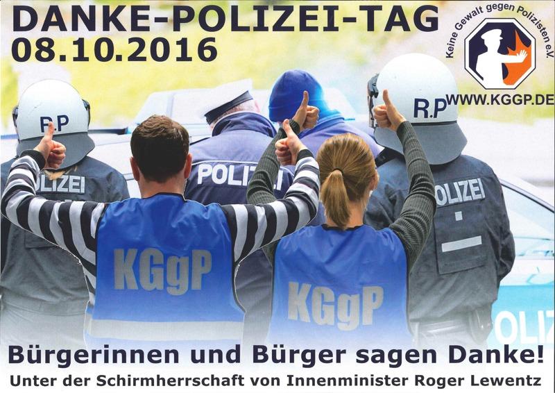 Danke-Polizei-Tag 2016