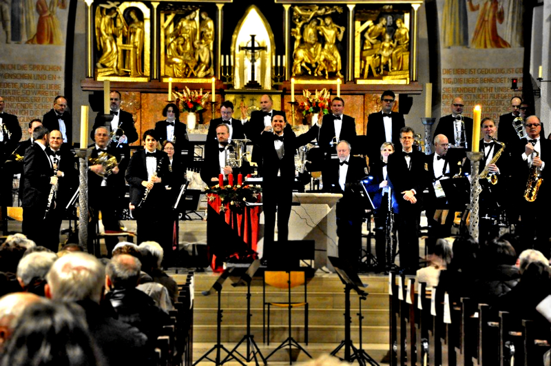 Adventskonzert 2016 in der Klosterkirche Maria-Schutz